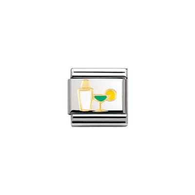 modulaire unisex bijoux Nomination Composable 030218/02