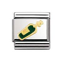 modulaire unisex bijoux Nomination Composable 030218/05