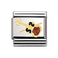 modulaire unisex bijoux Nomination Composable 030221/07