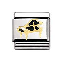 modulaire unisex bijoux Nomination Composable 030221/08