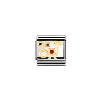 modulaire unisex bijoux Nomination Composable 030221/09
