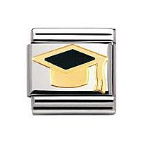 modulaire unisex bijoux Nomination Composable 030223/08