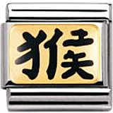 modulaire unisex bijoux Nomination Composable 030227/03