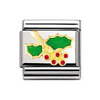 modulaire unisex bijoux Nomination Composable 030228/03