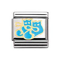 modulaire unisex bijoux Nomination Composable 030228/14