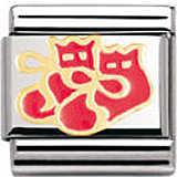 modulaire unisex bijoux Nomination Composable 030228/15