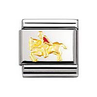 modulaire unisex bijoux Nomination Composable 030228/18