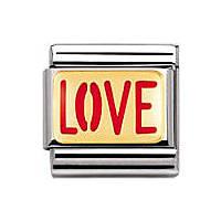 modulaire unisex bijoux Nomination Composable 030229/12