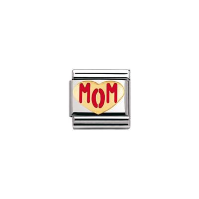 modulaire unisex bijoux Nomination Composable 030229/38