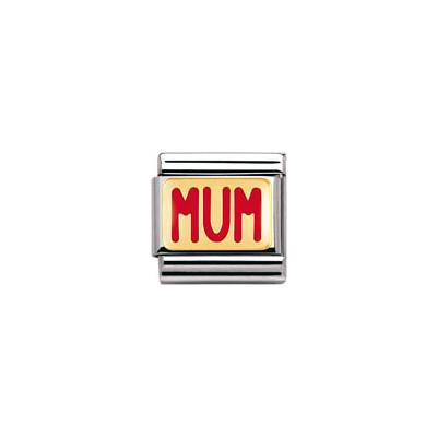 modulaire unisex bijoux Nomination Composable 030229/39