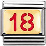 modulaire unisex bijoux Nomination Composable 030230/43