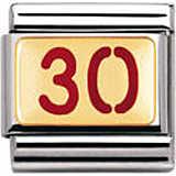 modulaire unisex bijoux Nomination Composable 030230/45