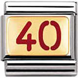modulaire unisex bijoux Nomination Composable 030230/46