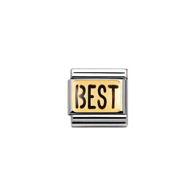 modulaire unisex bijoux Nomination Composable 030232/02