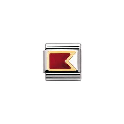 modulaire unisex bijoux Nomination Composable 030233/02