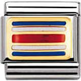 modulaire unisex bijoux Nomination Composable 030233/03
