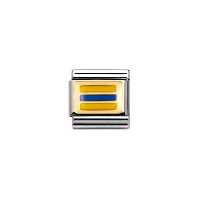 modulaire unisex bijoux Nomination Composable 030233/04