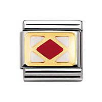 modulaire unisex bijoux Nomination Composable 030233/06