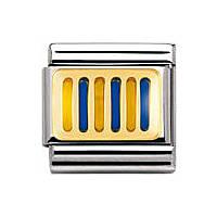 modulaire unisex bijoux Nomination Composable 030233/07