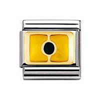 modulaire unisex bijoux Nomination Composable 030233/09