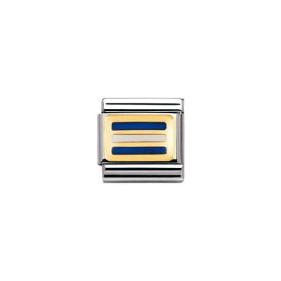 modulaire unisex bijoux Nomination Composable 030233/10