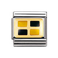 modulaire unisex bijoux Nomination Composable 030233/12