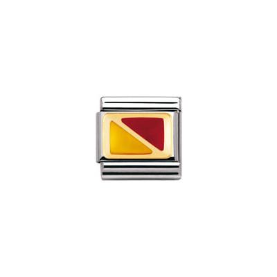 modulaire unisex bijoux Nomination Composable 030233/15