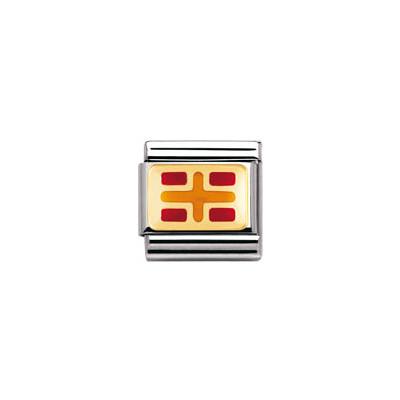 modulaire unisex bijoux Nomination Composable 030233/18