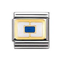modulaire unisex bijoux Nomination Composable 030233/19