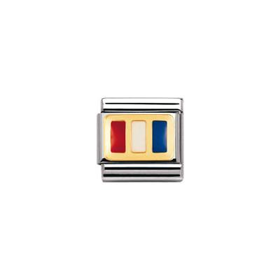 modulaire unisex bijoux Nomination Composable 030233/20