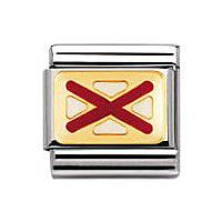 modulaire unisex bijoux Nomination Composable 030233/22