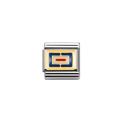 modulaire unisex bijoux Nomination Composable 030233/23