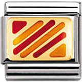 modulaire unisex bijoux Nomination Composable 030233/25
