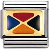 modulaire unisex bijoux Nomination Composable 030233/26