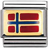 modulaire unisex bijoux Nomination Composable 030234/03