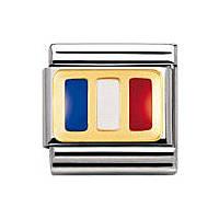 modulaire unisex bijoux Nomination Composable 030234/05