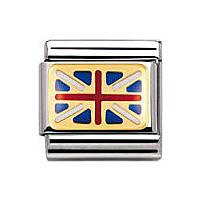 modulaire unisex bijoux Nomination Composable 030234/06