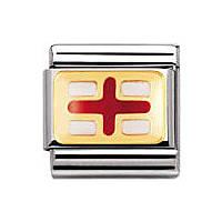 modulaire unisex bijoux Nomination Composable 030234/08