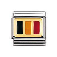 modulaire unisex bijoux Nomination Composable 030234/11