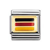 modulaire unisex bijoux Nomination Composable 030234/14