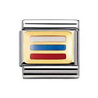 modulaire unisex bijoux Nomination Composable 030234/15