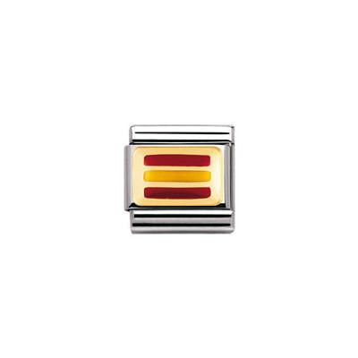 modulaire unisex bijoux Nomination Composable 030234/18