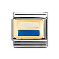 modulaire unisex bijoux Nomination Composable 030234/19