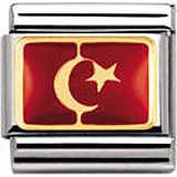 modulaire unisex bijoux Nomination Composable 030234/20