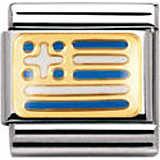 modulaire unisex bijoux Nomination Composable 030234/22