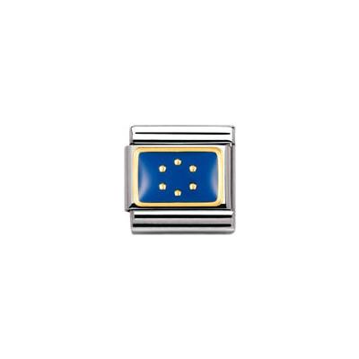 modulaire unisex bijoux Nomination Composable 030234/24