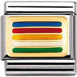 modulaire unisex bijoux Nomination Composable 030234/25