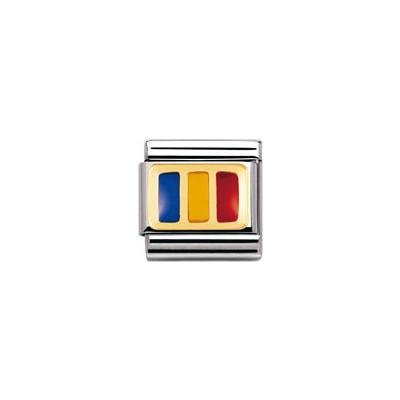 modulaire unisex bijoux Nomination Composable 030234/26