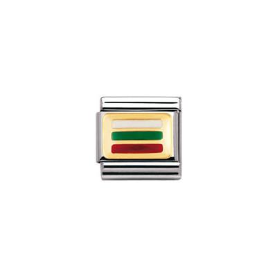 modulaire unisex bijoux Nomination Composable 030234/27