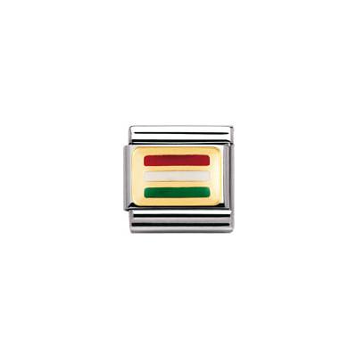 modulaire unisex bijoux Nomination Composable 030234/28